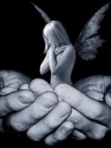 Ängel i mina händer